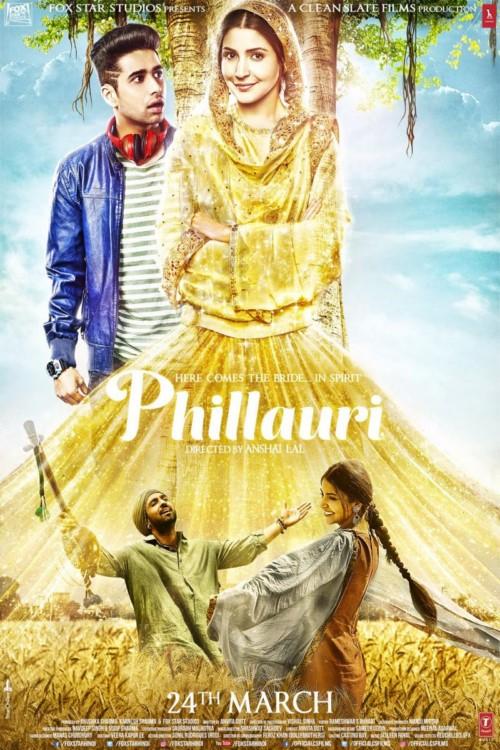 دانلود فیلم Phillauri 2017